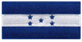 Honduras Flag Embroidered Patch Iron On Honduran Catracho