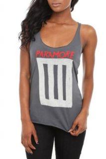 Paramore Singles Girls Tank Top Clothing