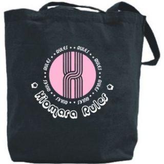 Canvas Tote Bag Black  Xiomara Rules  Name Clothing