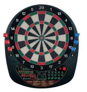 Halex 3200 Q Electronic Dart Board  8 Player Dartboard