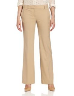Jones New York Womens Flare Pant With Belt Loops