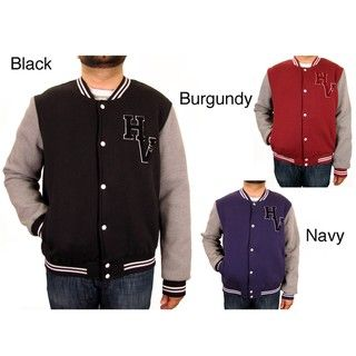 Hudson Outerwear Mens Varsity Jacket