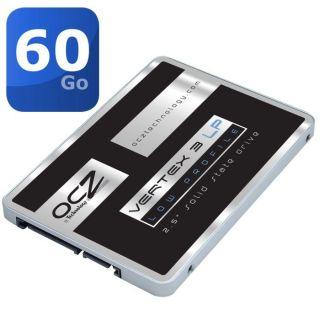 OCZ 60Go SSD 2,5 Vertex 3 Low Profile   Achat / Vente DISQUE DUR SSD