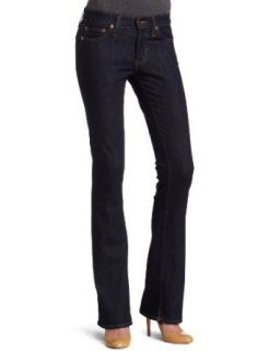 Red Engine Womens Garnet Mid Rise Bootcut Jean Clothing