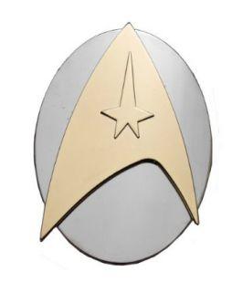 Licensed Star Trek Insignia Transmitter Oval Belt Buckle
