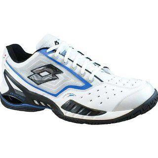 Raptor Ultra Speed II Mens Tennis Shoes White/Blue/Black 12.5 Shoes
