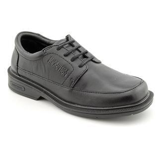 Kenneth Cole Reaction Kids Boys Watch Ur Prep Leather Dress Shoes