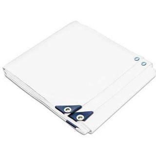 Replacement White UV Canopy Tarp (11.8 x 19.6 feet)
