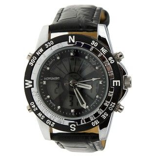Monument Mens Digital Analog Watch