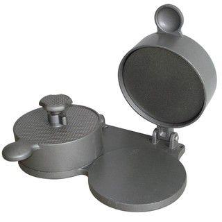 Buffalo Tools Double Hamburger Press