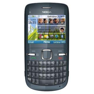 NOKIA C3 00 NOIR   Achat / Vente TELEPHONE PORTABLE NOKIA C3 00 NOIR