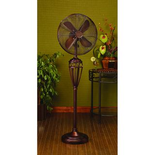 Deco Breeze DBF0279 Lauren 55 inch Floor Fan