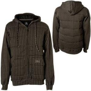 Matix Asher Ginghound Full Zip Hooded Sweatshirt   Mens