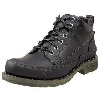 Skechers Mens Regions Casual Boot,Black,8.5 M US Shoes