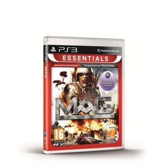 MAG ESSENTIAL / Jeu console PS3   Achat / Vente PLAYSTATION 3 MAG