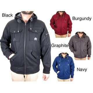 Hudson Outerwear Mens Tundra Zip front Jacket