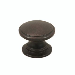 Stone Mill Hardware Saybrook Oil rubbed Bronze Cabinet Knobs (Case of