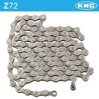 KMC Z72 6/7/8 Speed Bicycle Chain for Shimano Sram: Sports