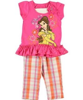 Disney Princess Belle of the Ball 2 Piece Outfit (Sizes