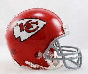 Kansas City Chiefs NFL 1963 73 Throwback Replica Mini