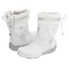 Pampili 27.167.089 (Infant/Toddler) White Boots