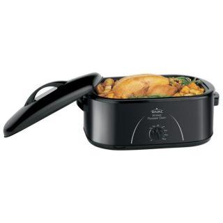 Rival RO230 B Black Extra large 22 quart Roaster Oven