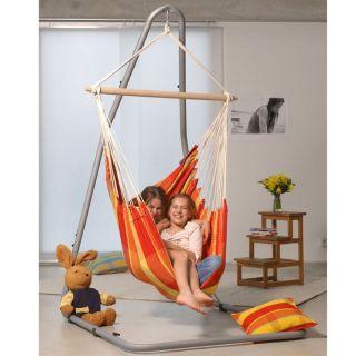 AS fauteuil hamac suspendu BRASIL papaya   Achat / Vente HAMAC