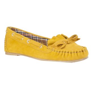 Riverberry Womens Friends Microsuede Moccasins