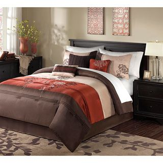 Madison Park Isabel 7 piece Comforter Set