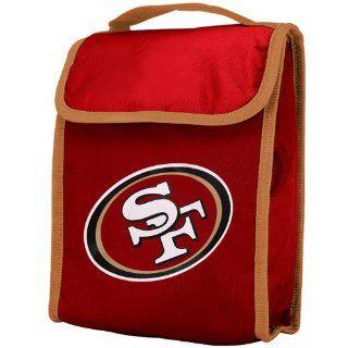 NFL San Francisco 49ers Insulated Team Logo Lunch Bag