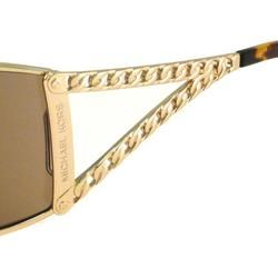 Michael Kors MKS115 Womens Wrap Sunglasses