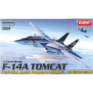 14A TOMCAT VF 84 JOLLY ROGERS 1980   Edition Limitée au 1/72