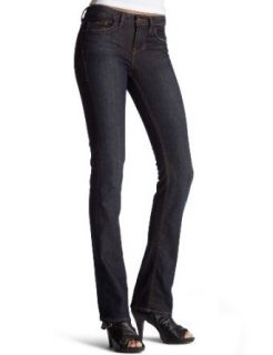 William Rast Womens Sadie Straight Leg Denim, Rosewood