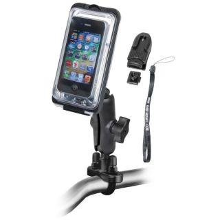 Supp. vélo moto renforcé/étanche Smartphone   Achat / Vente KIT