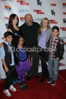 LOS ANGELES   FEB 15: Skai Jackson, Debby Ryan, Karman Brar, Peyton