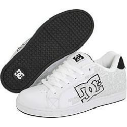 DC Mens Character White/ Print Athletic Shoes