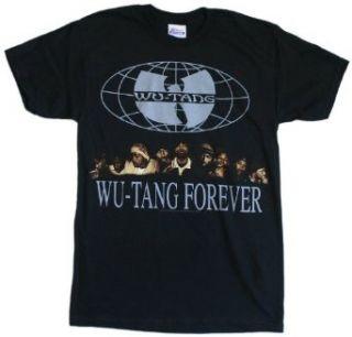 Wu Tang Clan   Wu Tang Forever T Shirt Clothing