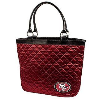 San Francisco 49ers Quilted Tote Bag Shoes