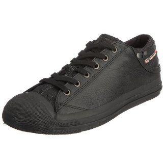 Diesel Mens Exposure L Lace Up,Black,7 M Shoes