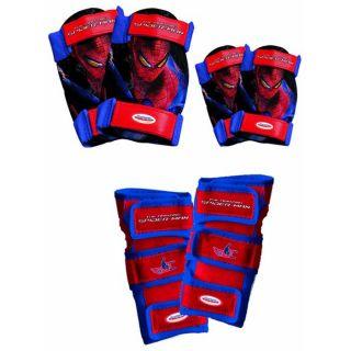 Spider Man   Set de protections comprenant des coudières taille XS