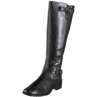 Annie Shoes Womens Benny Knee High Boot,Black,7 M US: Shoes