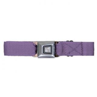 Ford Burst Seatbelt   Lavender Web Belt Clothing