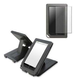 BasAcc Black Case/ Screen Protector for  Nook Color