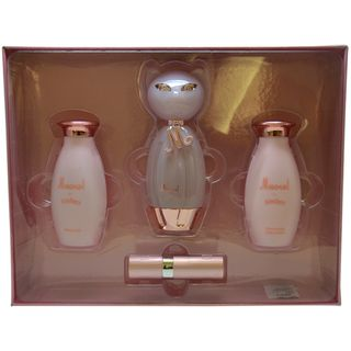 Meow by Katy Perry 4 piece Gift Set