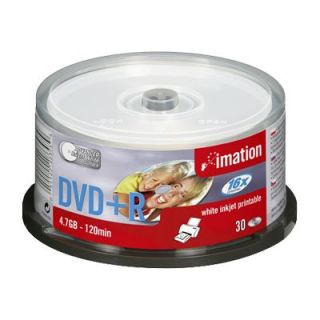 IMATION   Printable   30 x DVD R   4.7 Go 16x   Achat / Vente CD   DVD