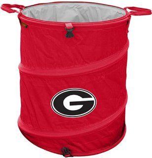 Georgia Bulldogs Trash Can Cooler: Sports & Outdoors