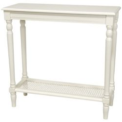 Rectangular Wood 29 inch Classic Design Console Table (China