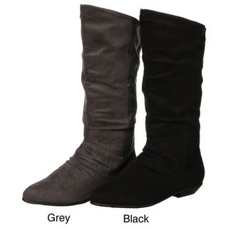 CL by Laundry Womens Sensational Mid calf Boots FINAL SALE
