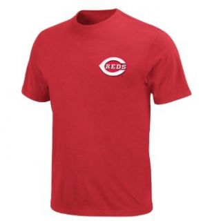 MLB Jay Bruce Cincinnati Reds Adult Short Sleeve Basic Tee