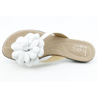 Born Concept Womens Chichi Whites Sandals